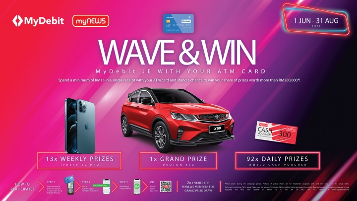 WAVE & WIN